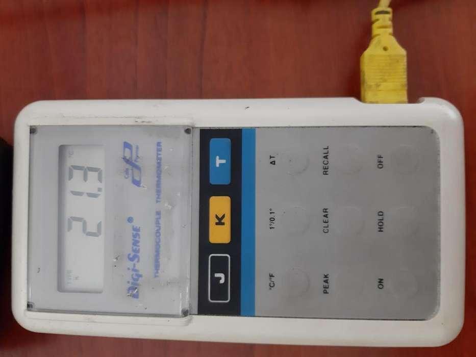 Termometro digi sense 852020 Termopar
