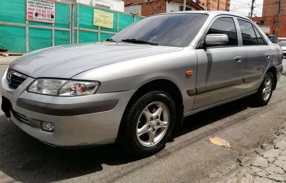 Mazda 626 2002 - 161771 km