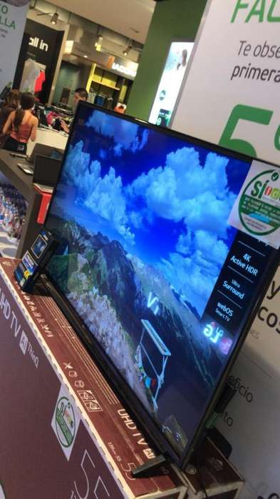 Televisor Lg Smar Tv de 55 Pulg