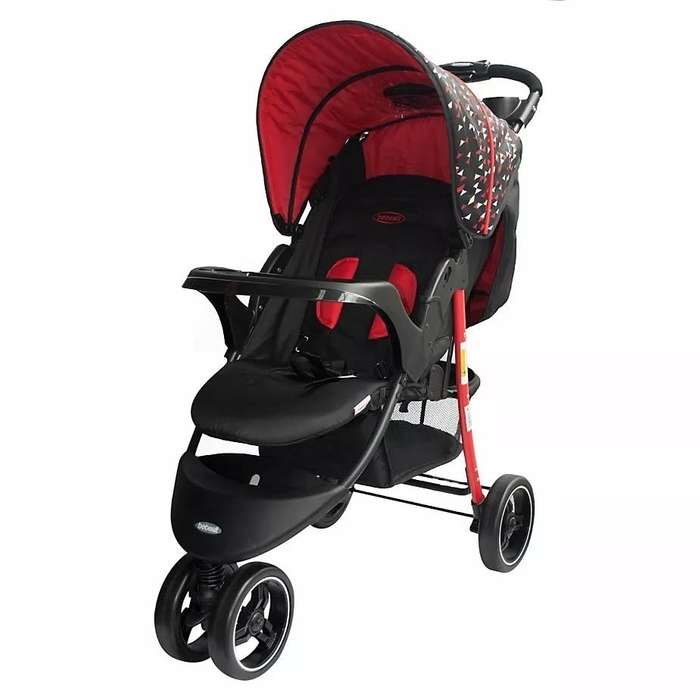 Coche BEBESIT travel system jogger clio