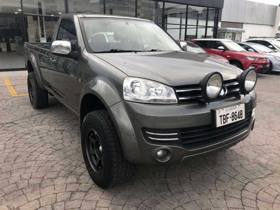 Great Wall Wingle 5 2016 - 50000 km