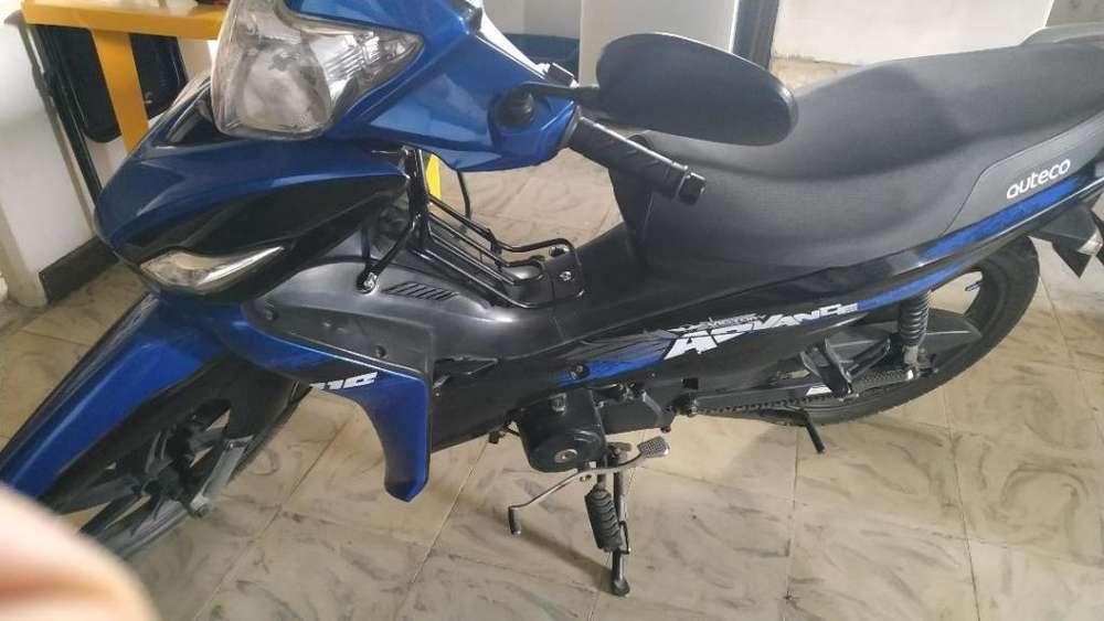 Moto Auteco ADVANCE 110 CC Barata