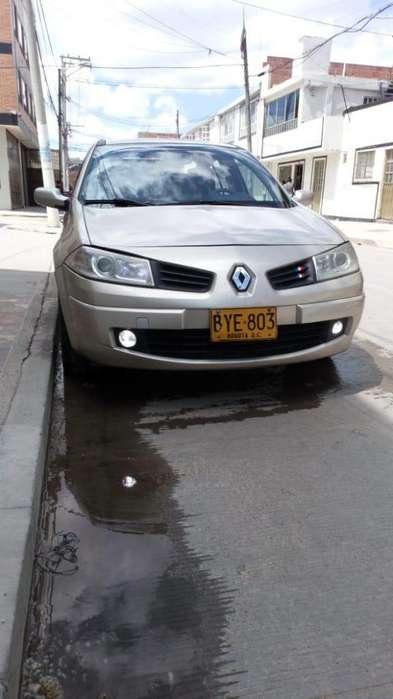 Renault Megane II 2007 - 78600 km