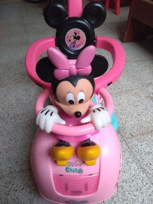Carro Minnie