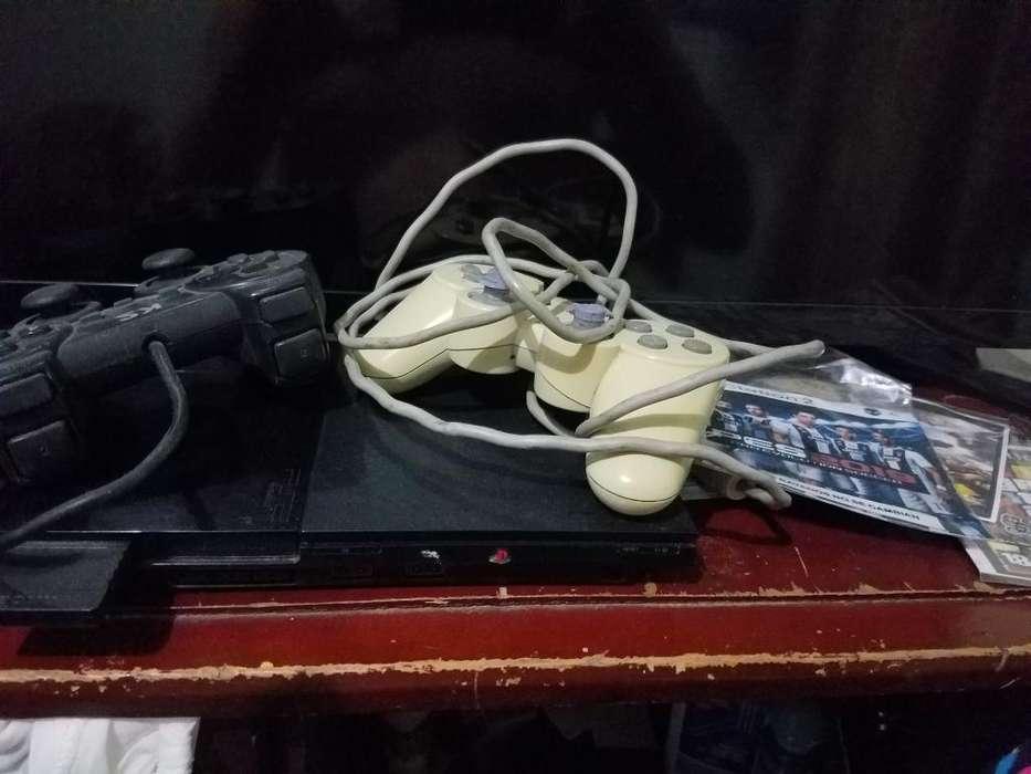 Play 2 Station en Exelente Estado