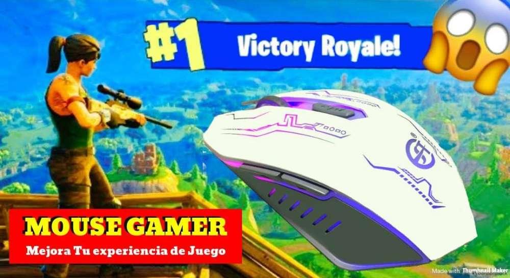 Mouse Gamer Profesional E28 800/1200/1600/2400dpi