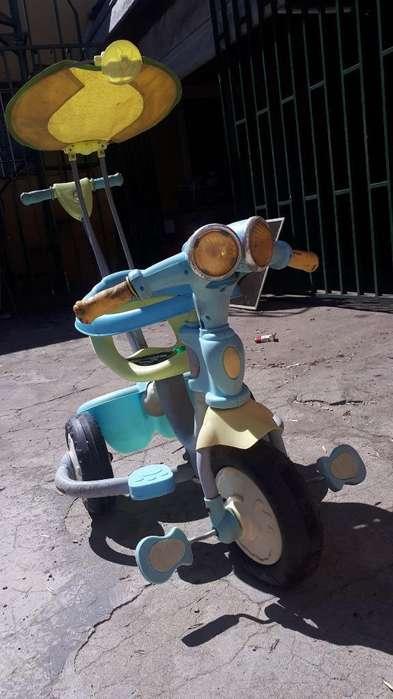 Triciclo para Niño hasta 5 Años.
