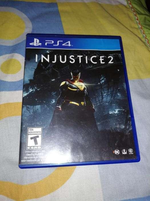 Juego Playstation 4 Injustice2