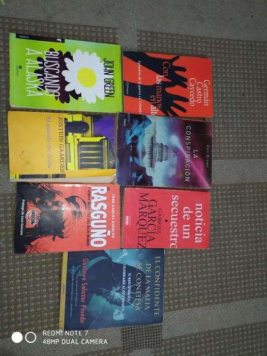Vendo Excelentes Libros