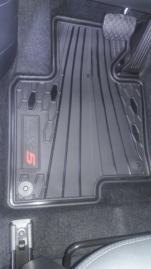 Mazda Cx5 Tapete Todo Clima