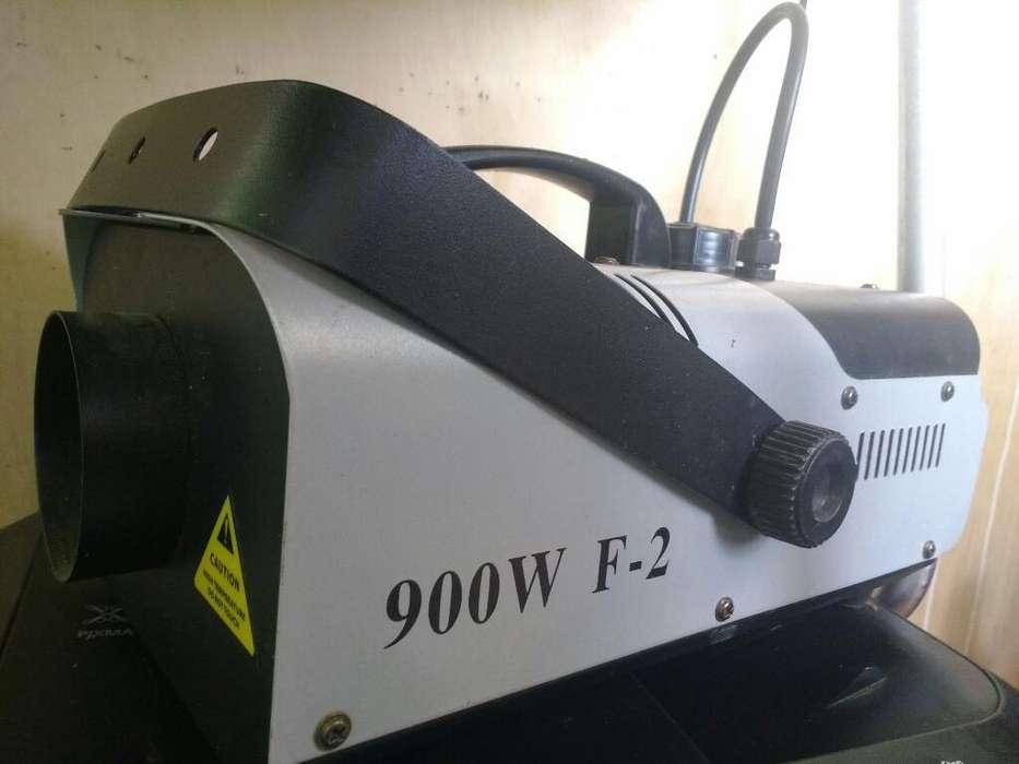 Maquina de Humo 900