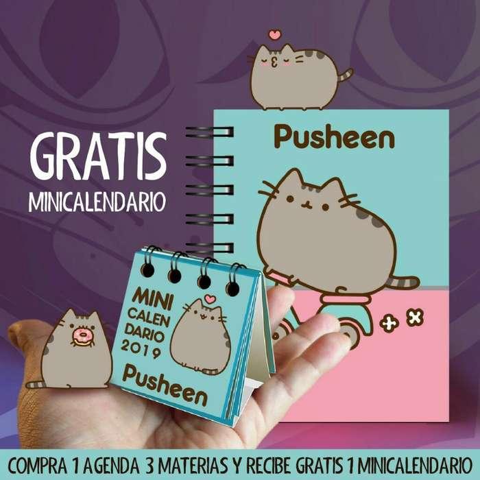 Agenda Argollada Pasta Dura