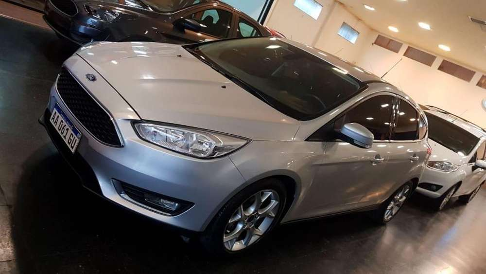 Ford Focus 2016 - 37400 km