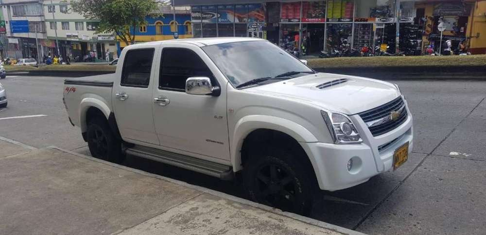 Chevrolet Luv D-Max 2013 - 116000 km