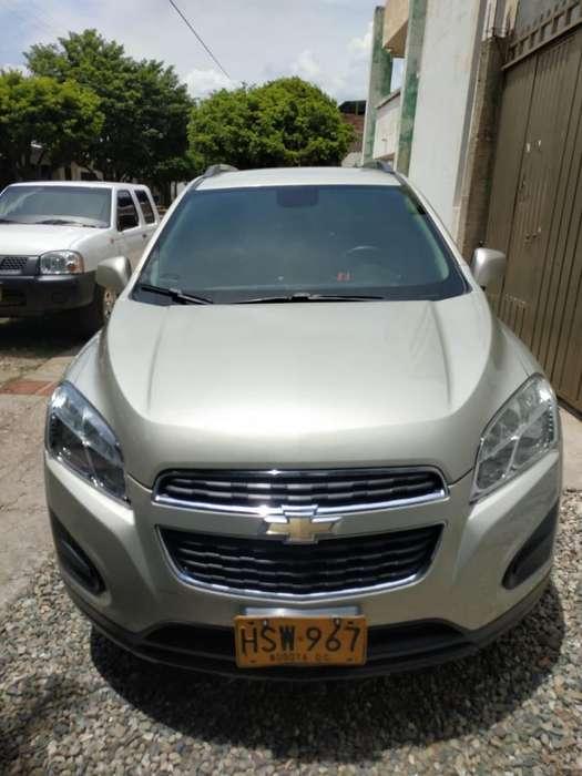 Chevrolet Tracker 2014 - 88000 km