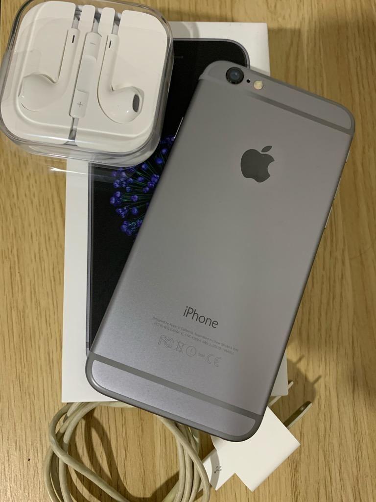 iPhone 6 32 gigas Como Nuevo