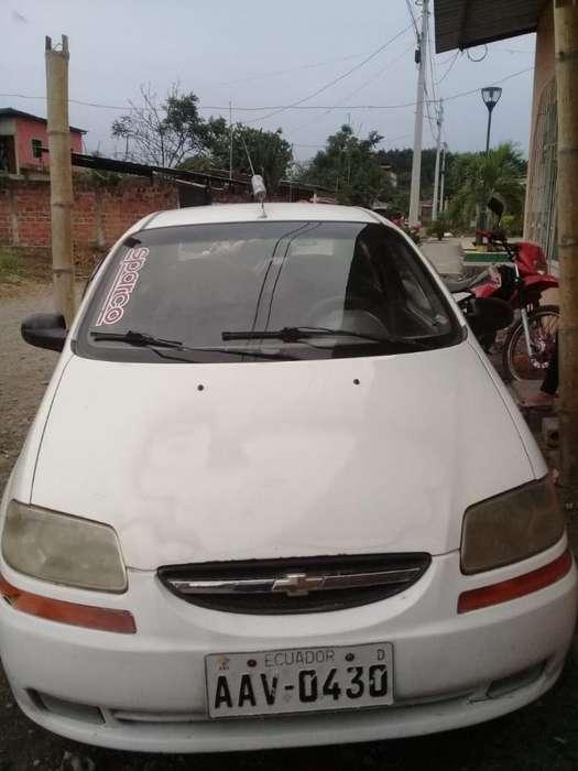 Chevrolet Aveo 2005 - 241002 km