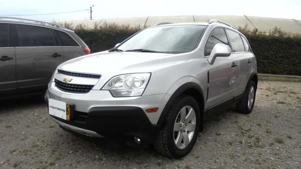 Chevrolet Captiva 2011 - 89000 km