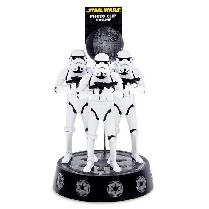 Stormtrooper Clip Frame Star Wars