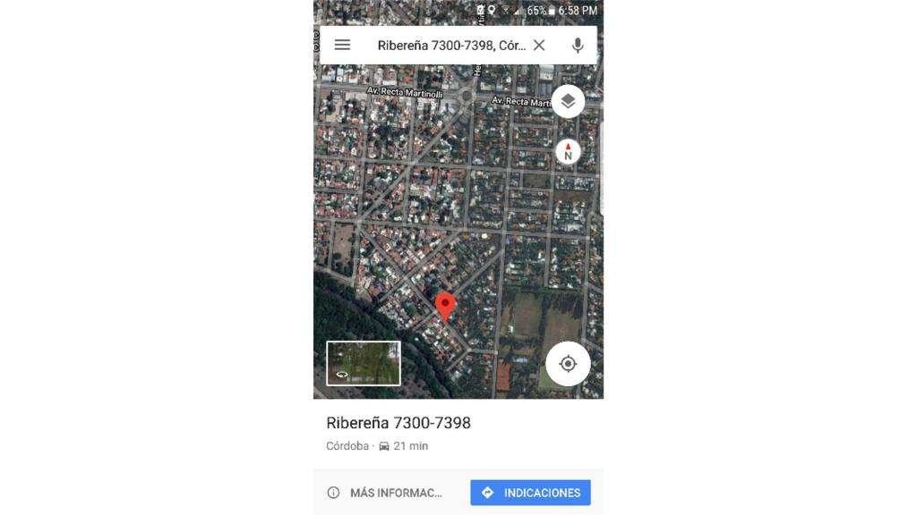 V. Belgrano, Gay Lusac  6400 - UD 110.000 - Terreno en Venta