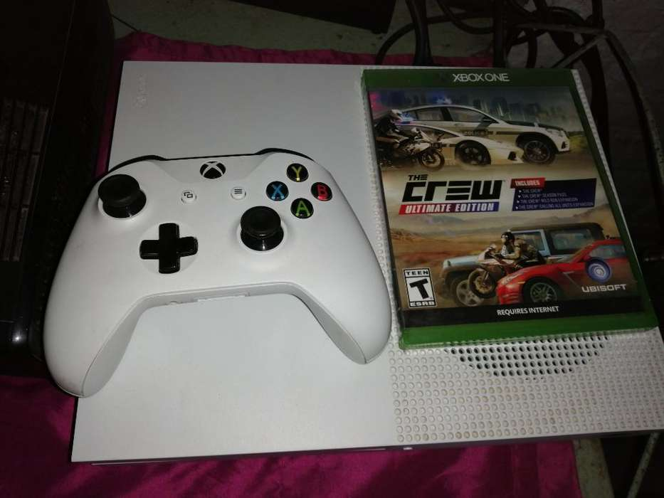 Vendo O Cambio Xbox One S 500gb