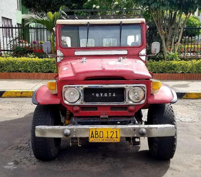 Toyota FJ 1965 - 225000 km