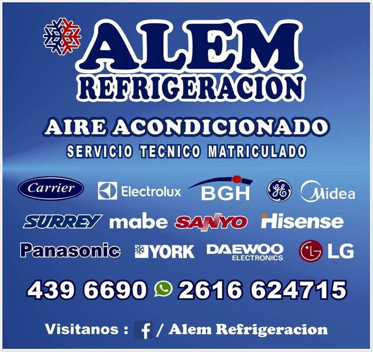 REFRIGERACIÓN / ELECTRICIDAD / AIRE ACONDICIONADO