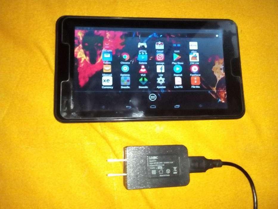 Tablet Logic 7 Quad Core Claro