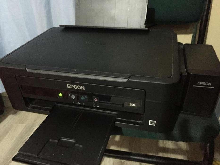 <strong>impresora</strong> EPSON L220 160