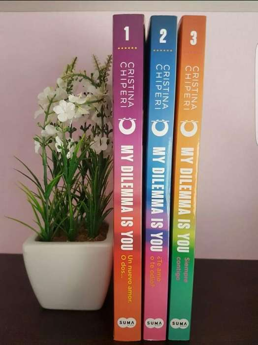 Trilogia Libros My Dilema Is You