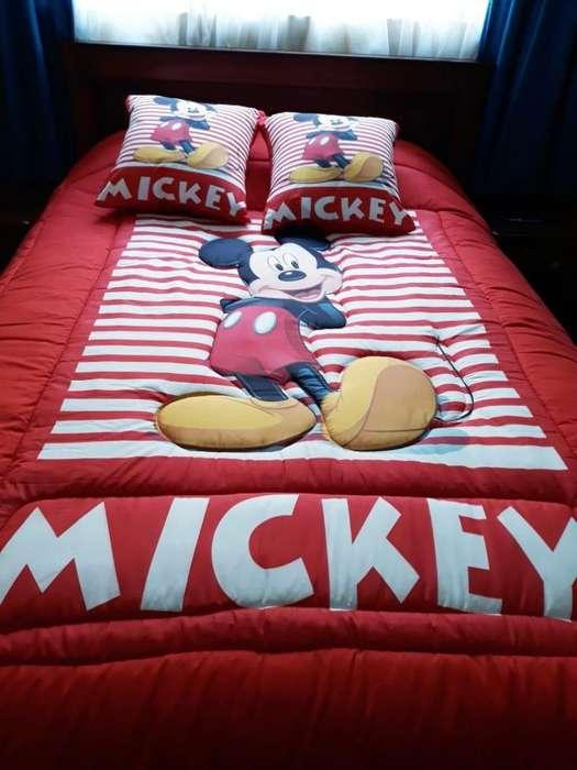 Edredón Micky Mouse