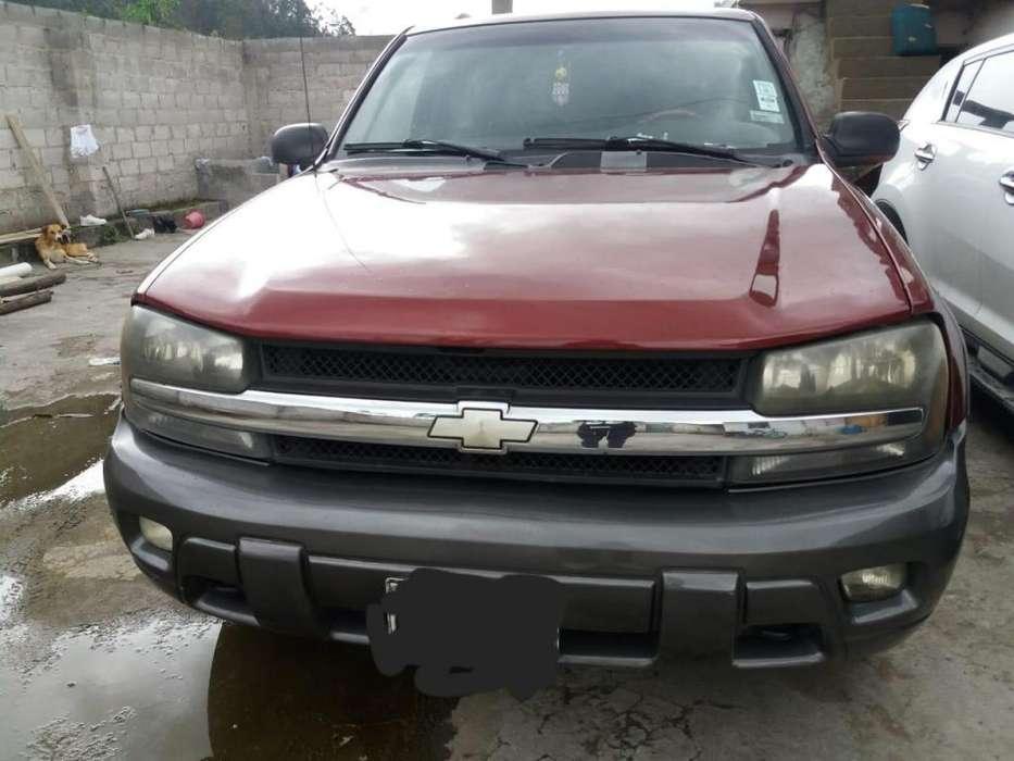 Chevrolet Trailblazer 2004 - 220000 km
