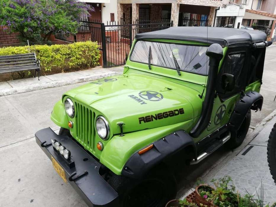 <strong>jeep</strong> Willys 1963 - 0 km