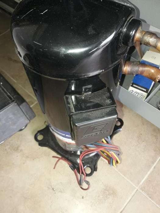 Compresor 5 Hp 3ph 220v