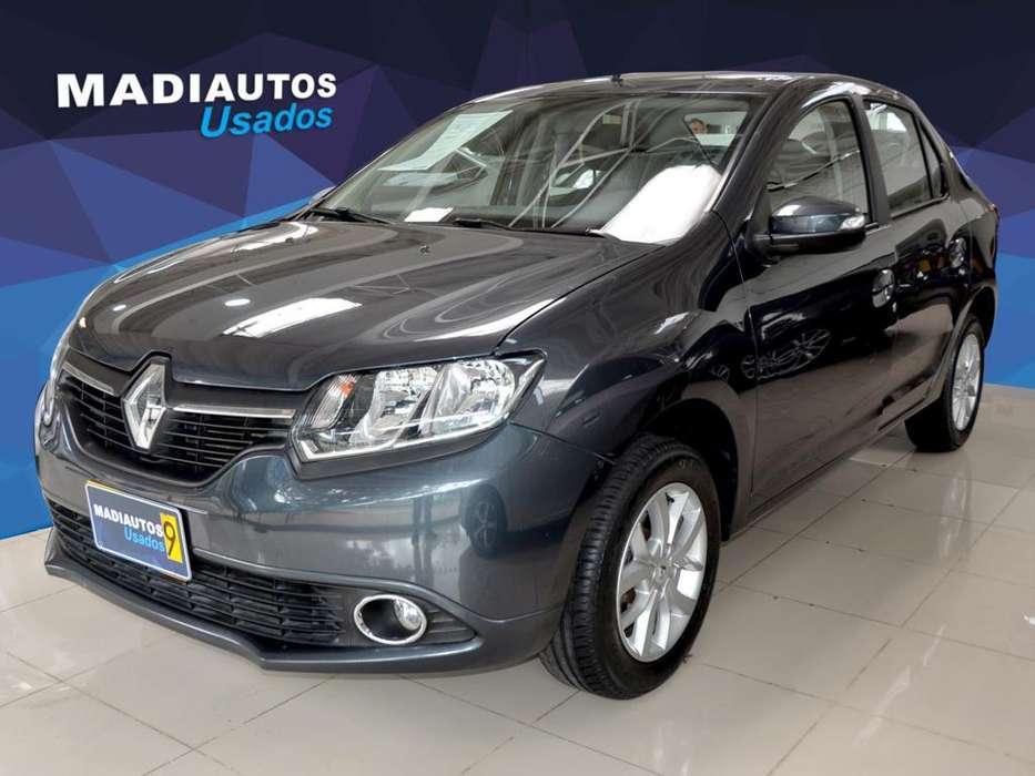 Renault Logan 2017 - 37499 km