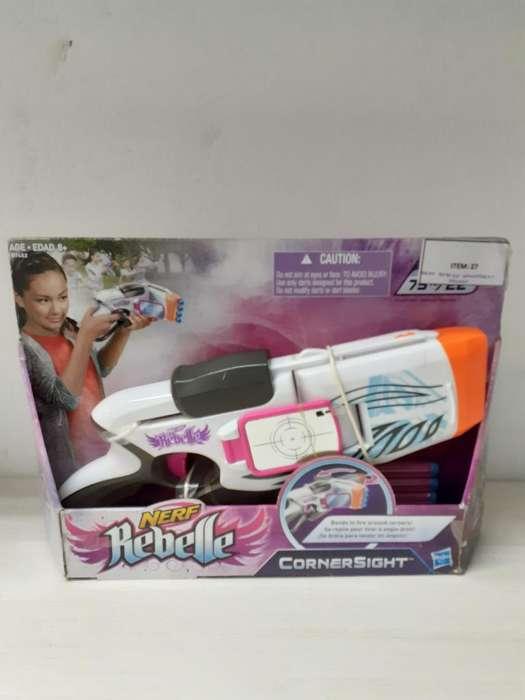Pistola Nerf Rebelle de Hasbro