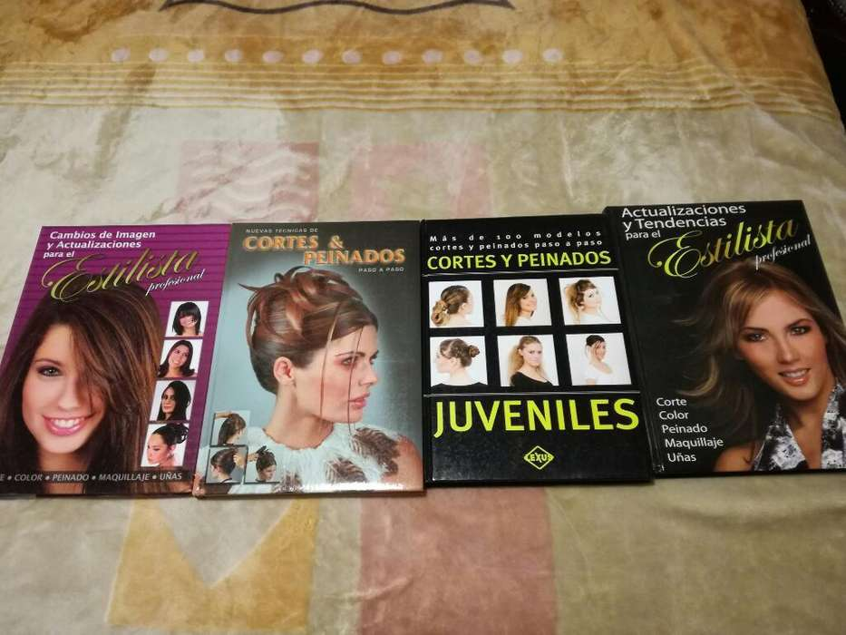 <strong>libros</strong> de Belleza Nuevos Son 5 Oferta 90