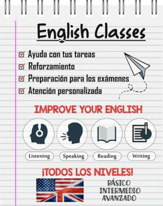 Clases Particulares de Ingles en Tacna
