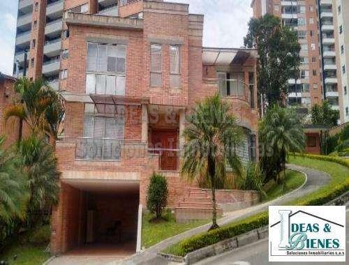 Casa En Venta Envigado Loma del Esmeraldal: Còdigo 872974