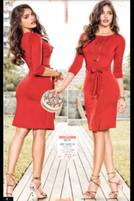 03b4d39b98cd Vestidos hermosos de lima: Ropa y Calzado en venta en Lima | OLX P-2