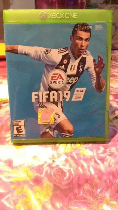 FIFA XBOX 2019