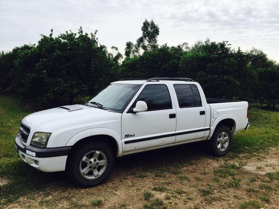 Chevrolet S-10 2007 - 280000 km