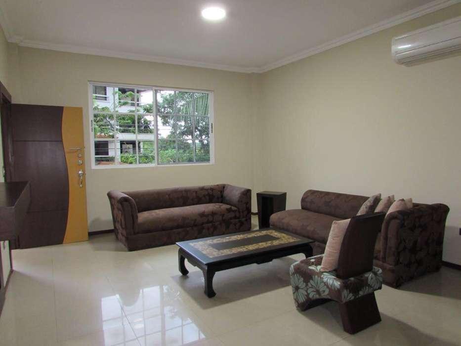 Puerto Azul vendo bonito departamento full amoblado con 2 dormitorios