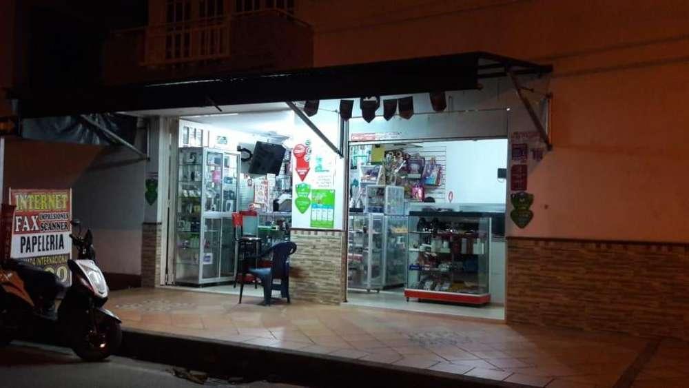SE VENDE CAFE INTERNET, PAPELERIA, MISCELANEA