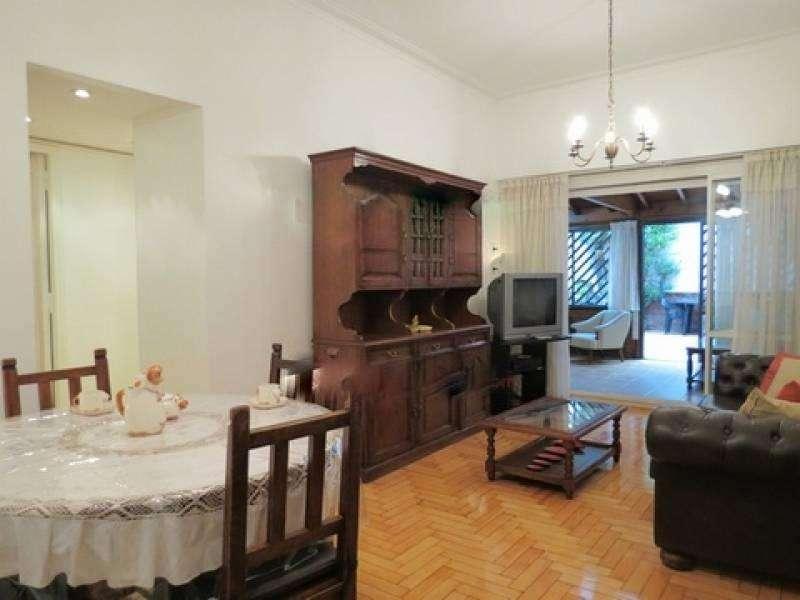 Hermoso departamento de 4 ambientes totalmente equipado y amoblado en Palermo