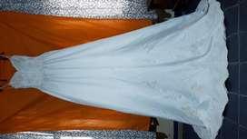 Vestidos De Novia Usados Ropa Y Calzado En Venta En