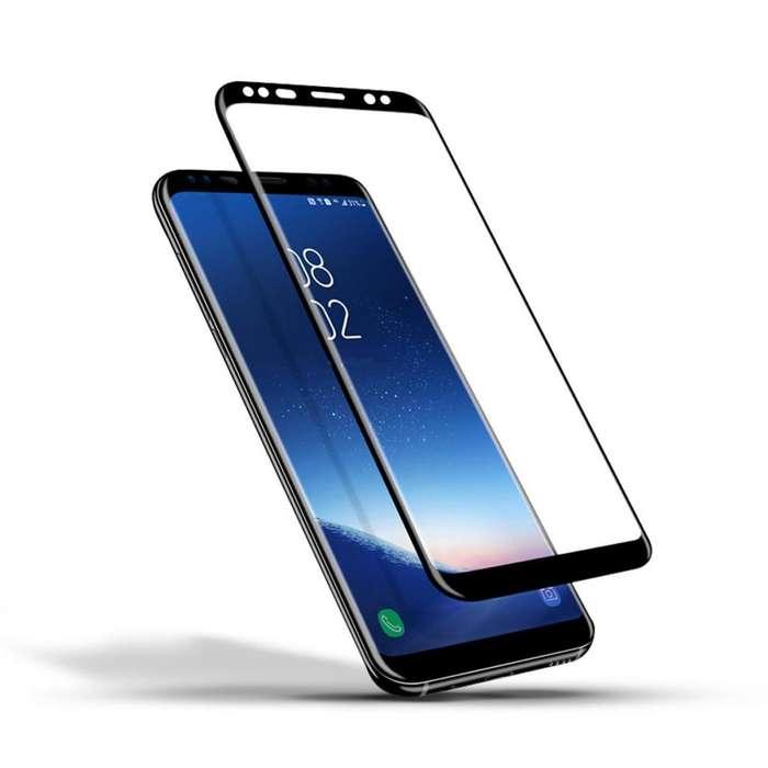 Vidrios Templados 5d Samsung S8 Plus