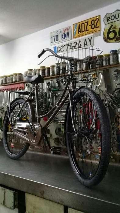 Bici Vintage Inglesa Rodado 26