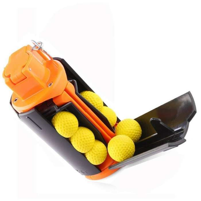 Tactical Nerf Paint Ball Accesorios