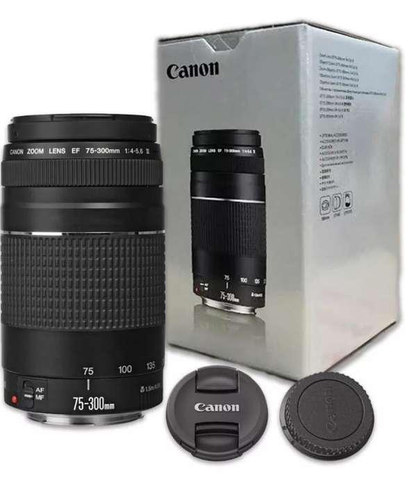 Lente Canon 300mm
